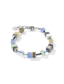 Bracelet GeoCUBE® multicolore gentle