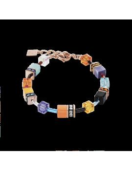 Bracelet GeoCUBE® multicolore Couture 2